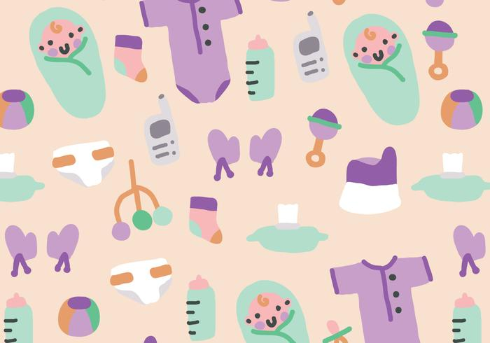 Baby Elements Pattern