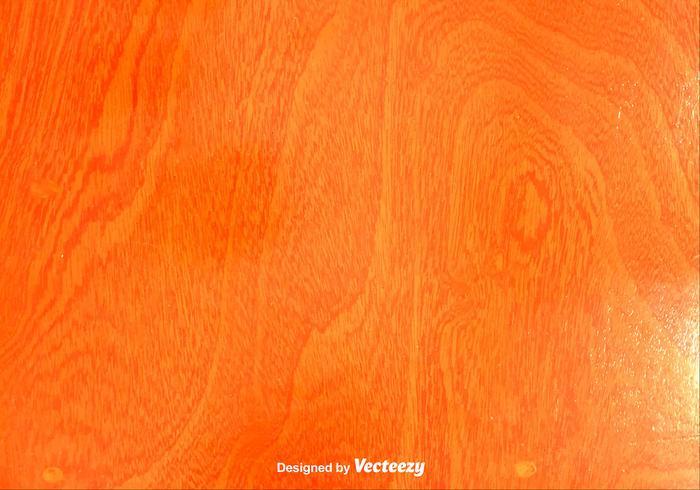 Textura realista do vetor de madeira