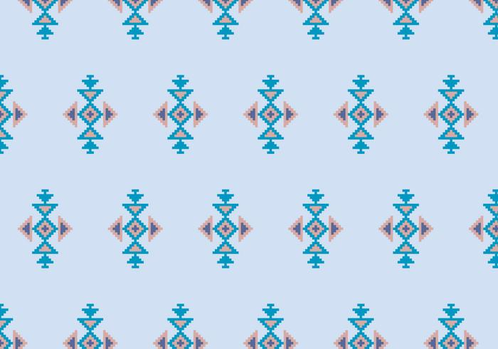 Rustic Abstract Pattern