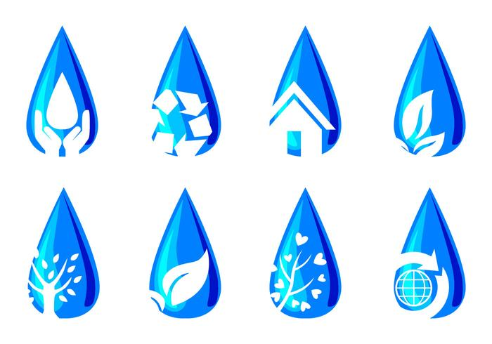 Water For Life Icons