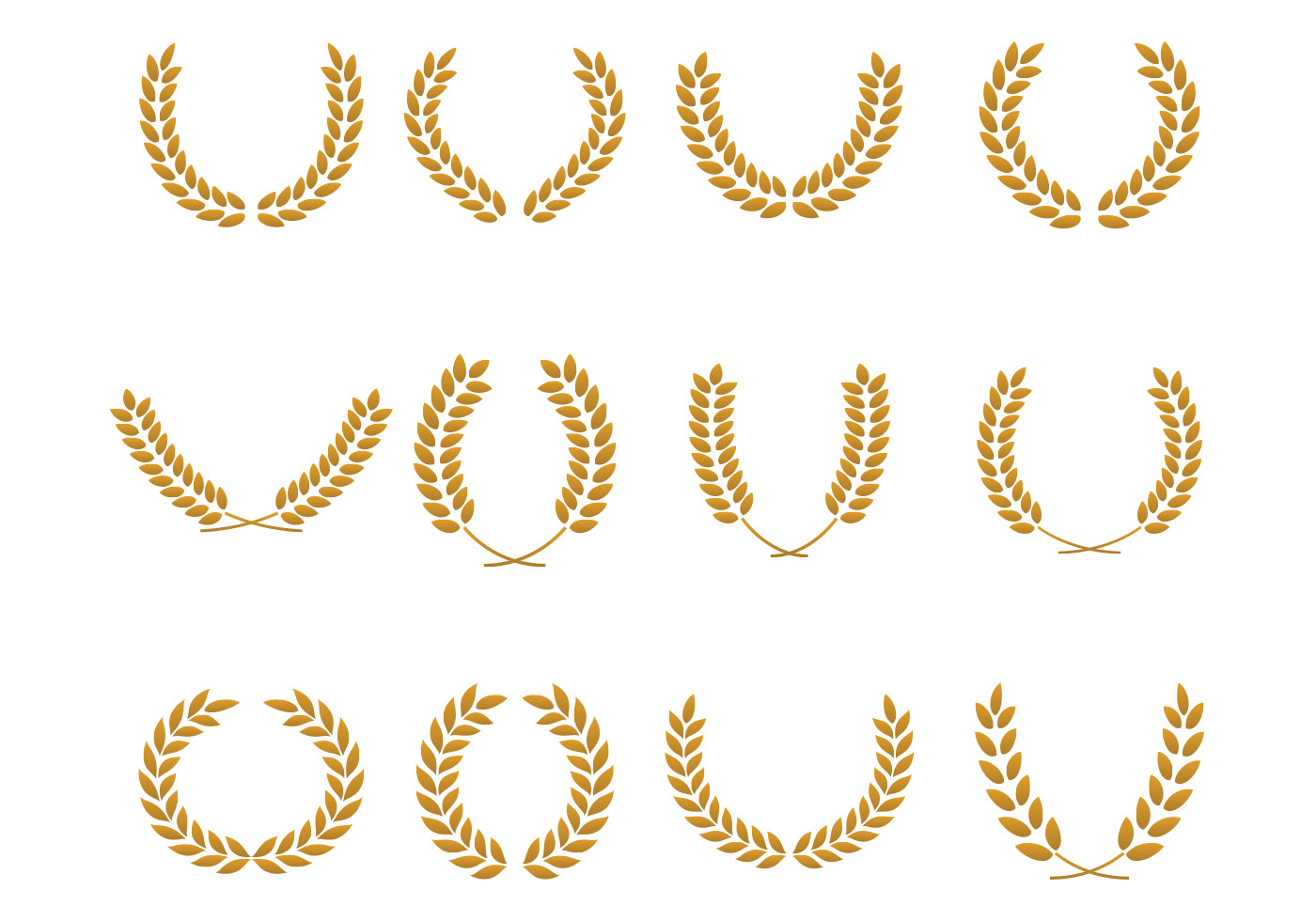 Free Wheat Vector - Download Free Vector Art, Stock ...