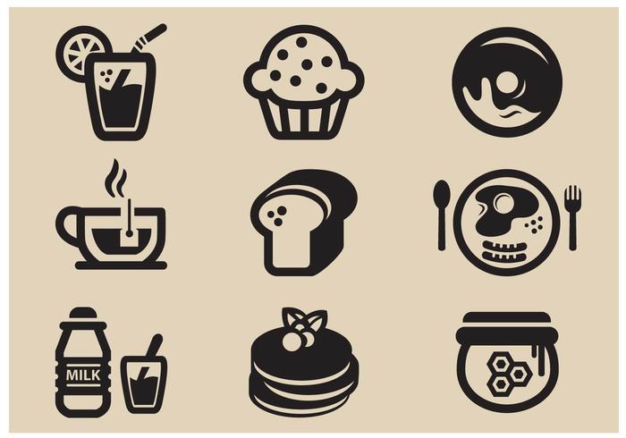 Breakfast Vector Icon