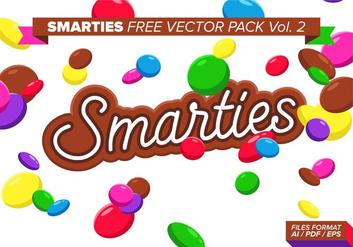 Smarties Pack Vector Libre Vol. 2