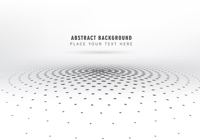 Free Vector Abstract Dots Background