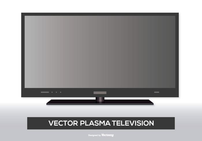 Vector TV Screen Illustration