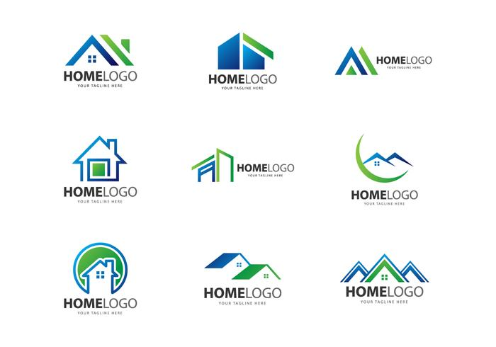 Home Logo Vectors