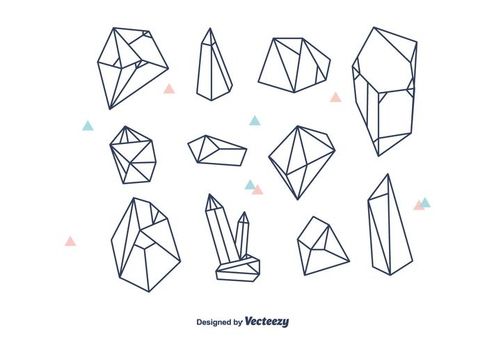 Geometric Crystals Vector