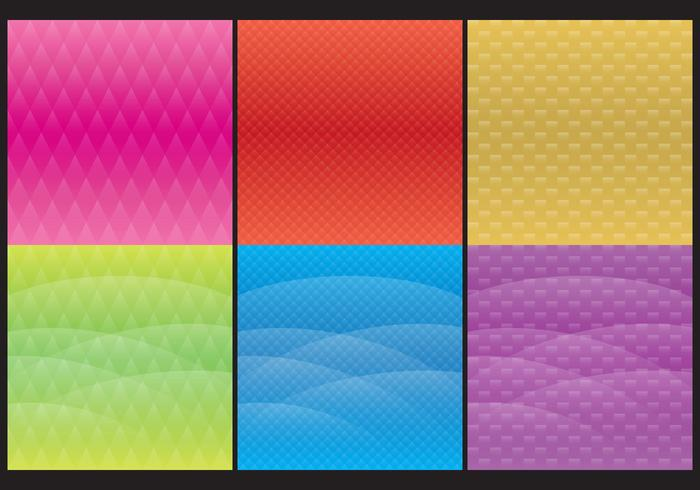 Colorful Degrade Backgrounds