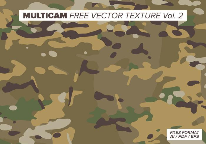 Vol. Multicam Free Vector Texture 2