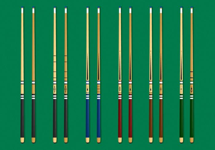 Geweldige Pool Stick