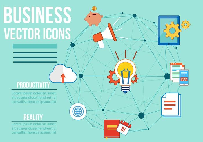 Free Business Vector Icons