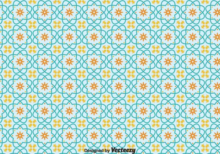 Portugisiska plattor mönster
