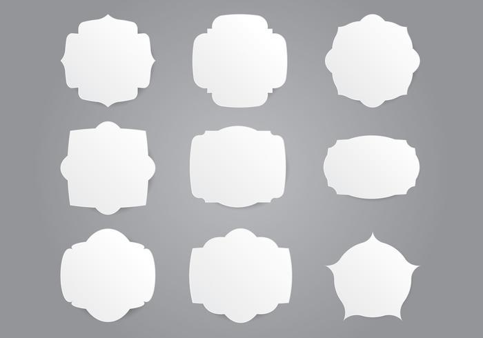 Cartouche Paper