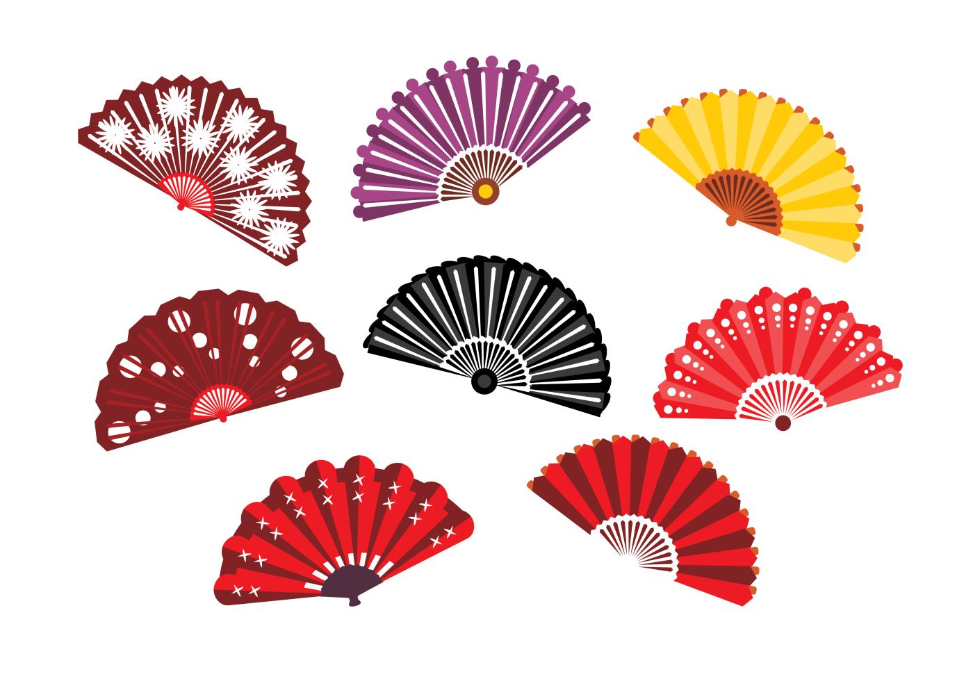 Chinese Fan Free Vector Art - (2,552 Free Downloads)