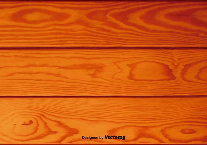 Hardwood Planks Vector Background