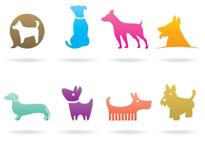 Dog Logo Vectors