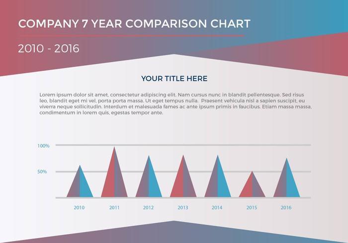 Free Annual Report Vector Presentation 4