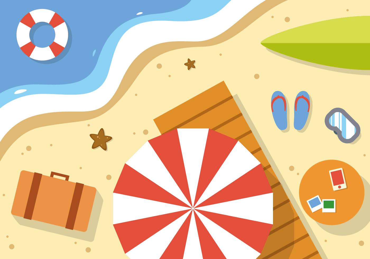 summer vector illustraitons - photo #3