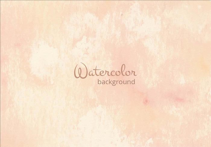 Free Vector Watercolor Blue Background