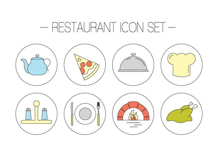 Free Restaurant Vectors