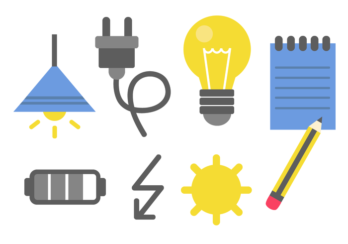 Free Energy Elements Vector