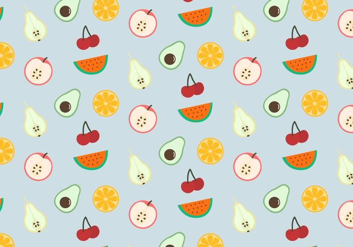 Fruits Mix Pattern