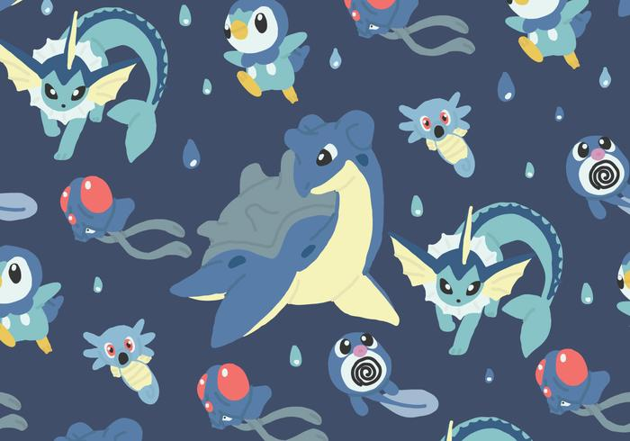 Water Type Pattern
