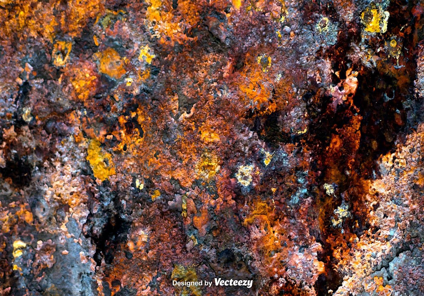 Rusty Grunge Background Vector Grunge Texture Download
