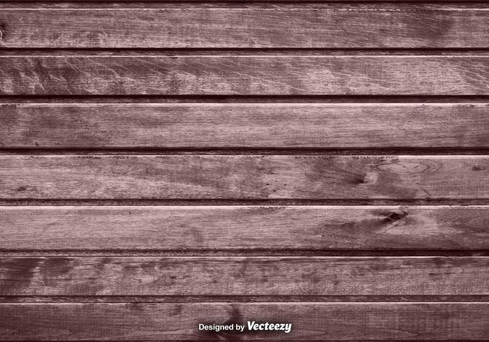 Vector Hardwood Planken Hintergrund
