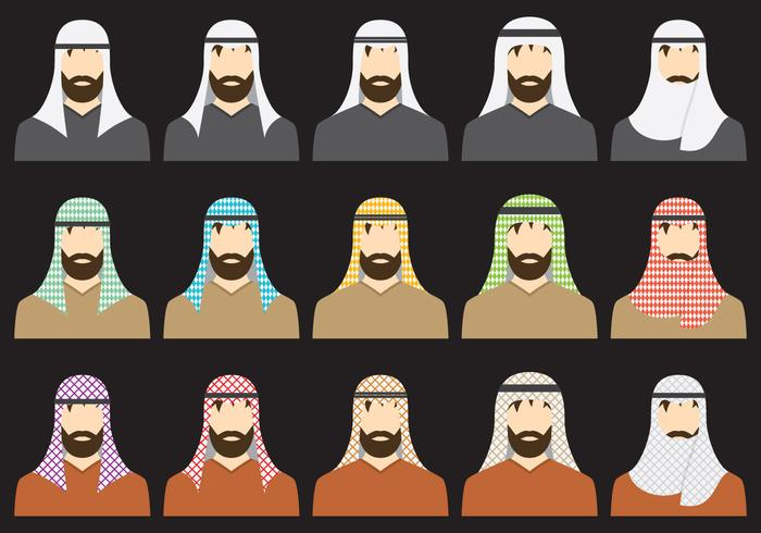 Types Of Keffiyeh
