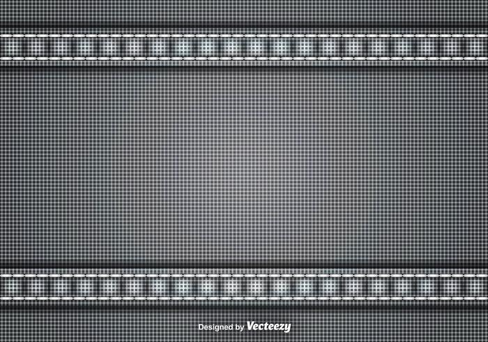 Vector Denim Abstract Background