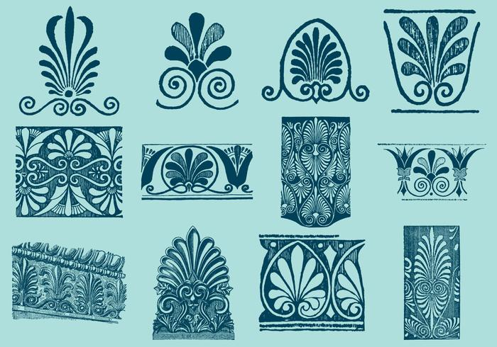 Greek Decorative Motifs