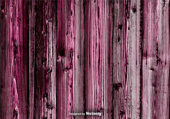 Purple Grunge Wood Background Vector
