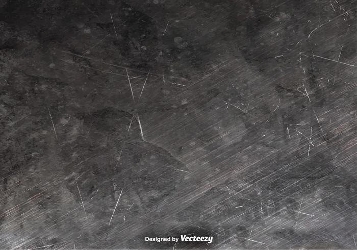 Gray Background - Vector Grunge Texture
