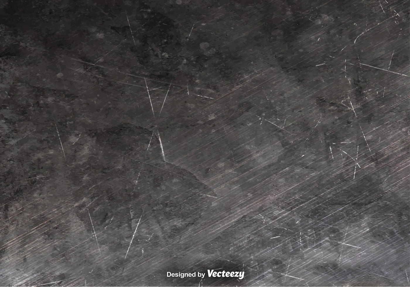 Gray Background - Vector Grunge Texture - Download Free ...