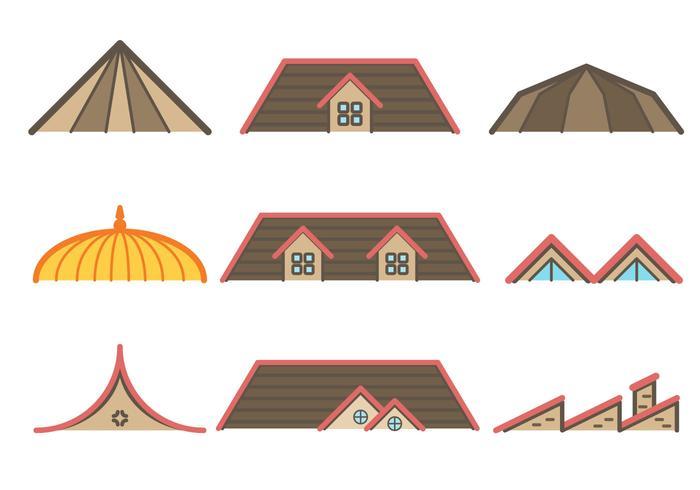 Free Rooftop Vector