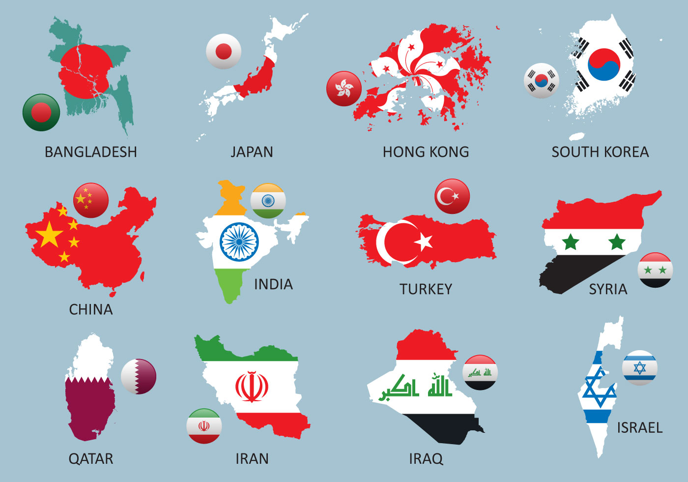 Map Of Asia Vector.Asia Maps Download Free Vector Art Stock Graphics Images