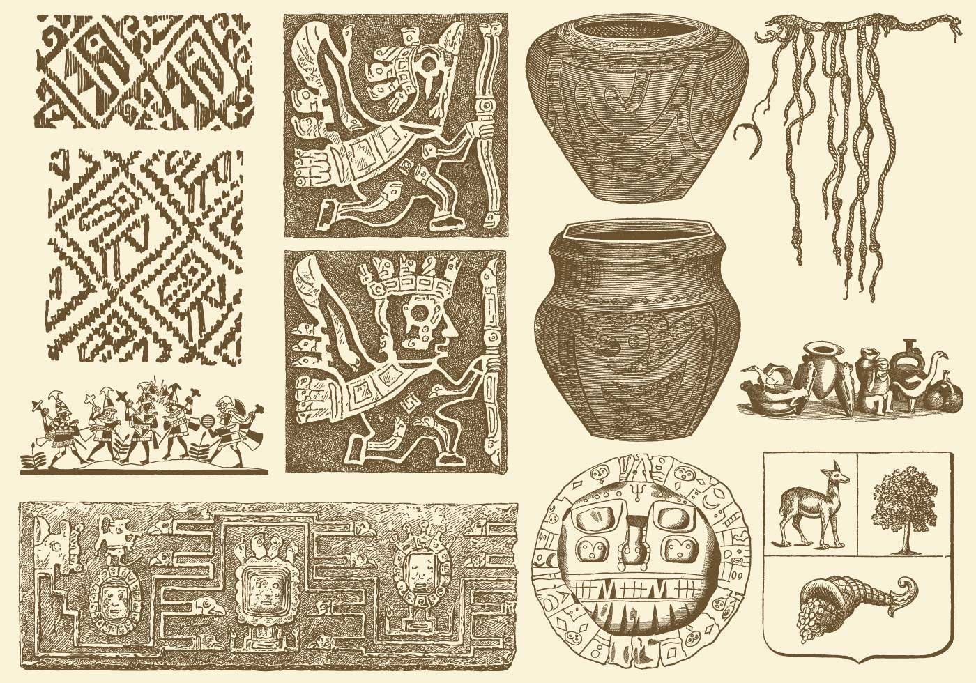 ancient peruvian art