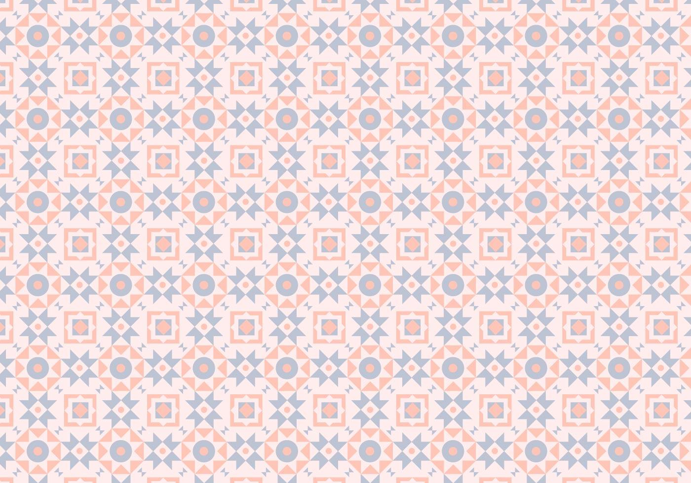 Mosaic Pink Pastel Pattern Download Free Vector Art