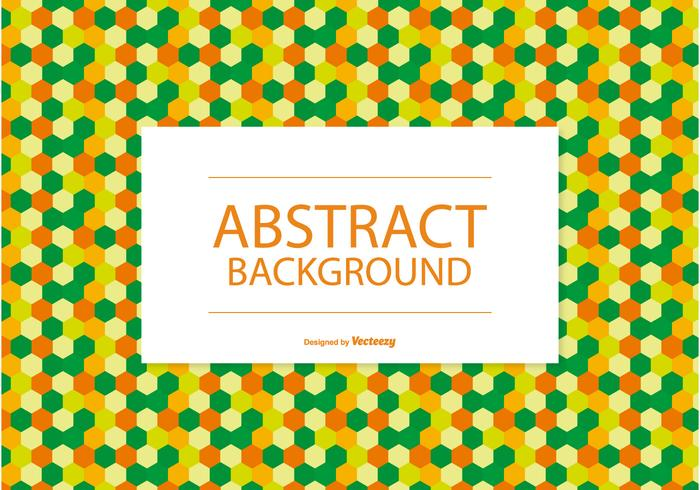 Colorful Geometric Abstarct Background