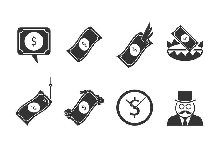 Moonopoly Icon vector