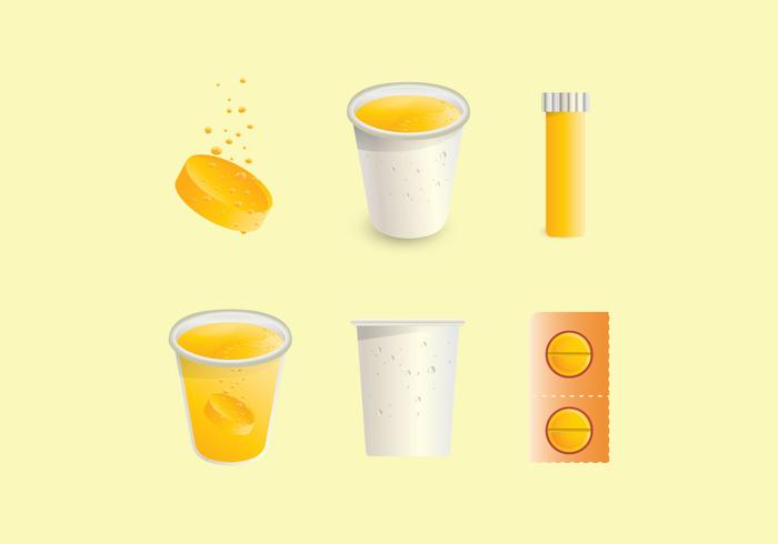 Effervescent Realist Icon Set