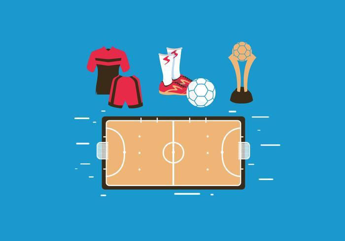 Futsal vektor