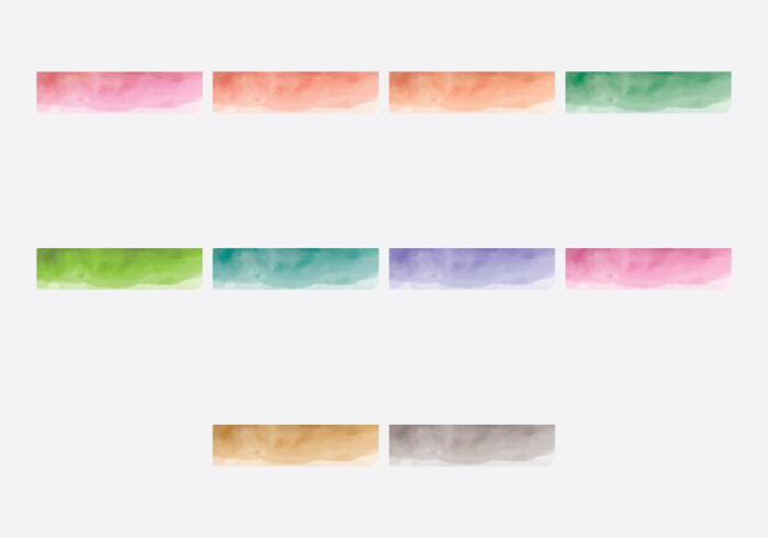 Webkit Linear Watercolor Gradient Top