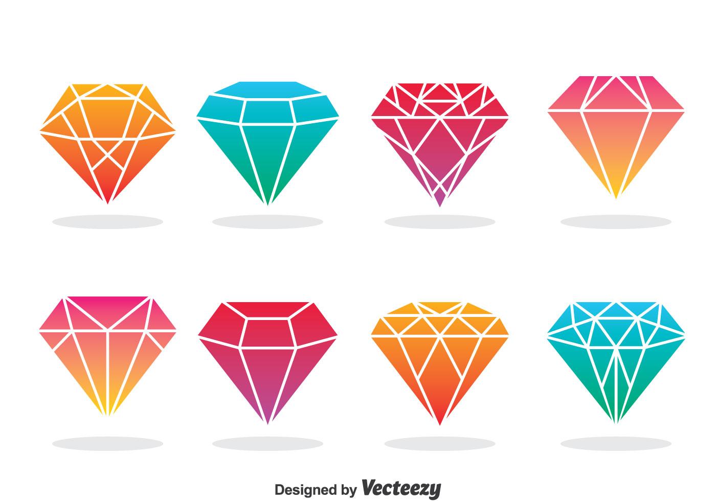 diamond vector free download - photo #9