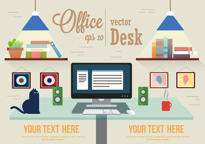 Free Designer Office Vector
