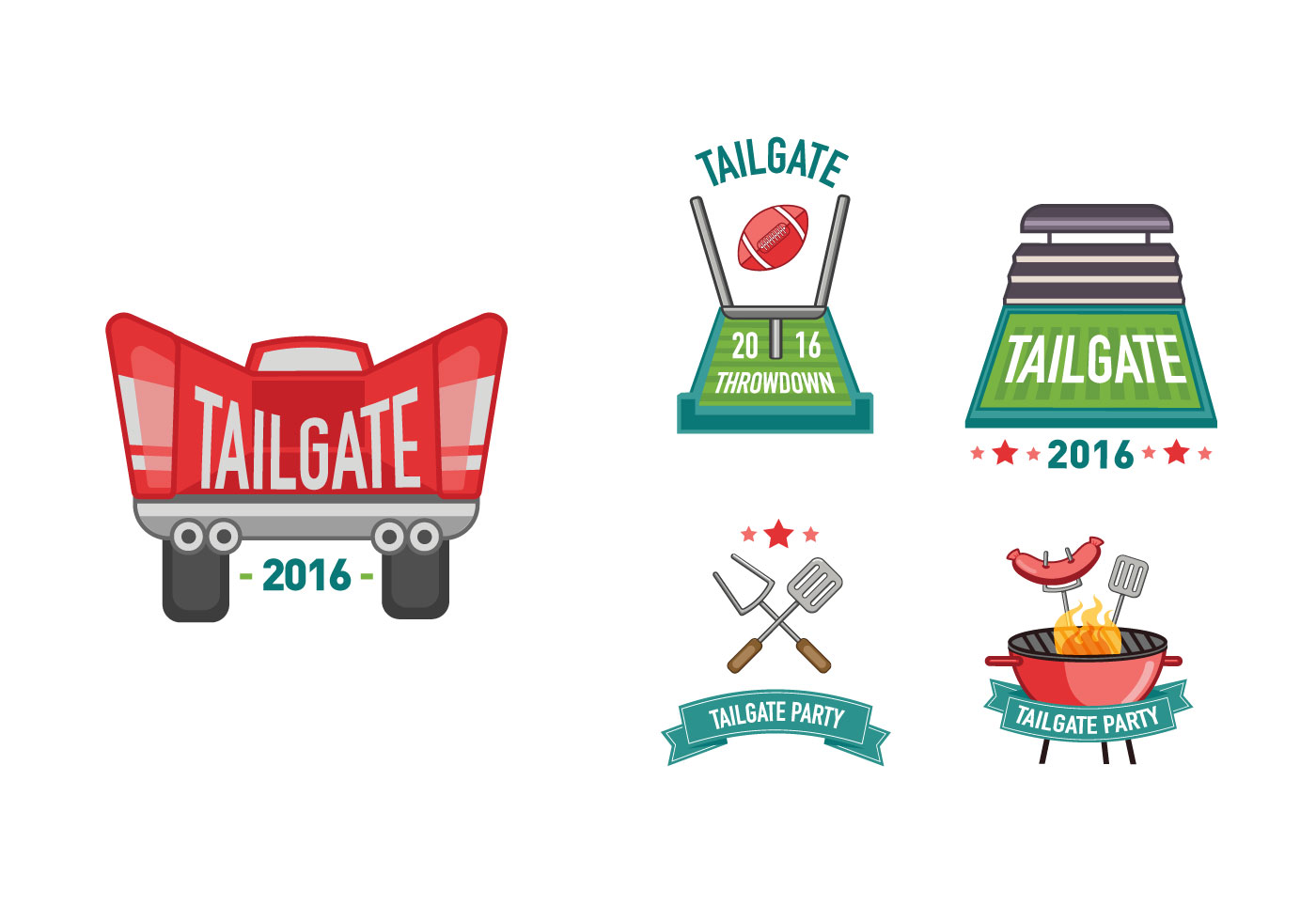 Tailgate Cliparts Download Free Vector Art Stock