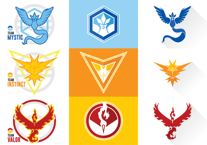 Pokemon Go Equipos