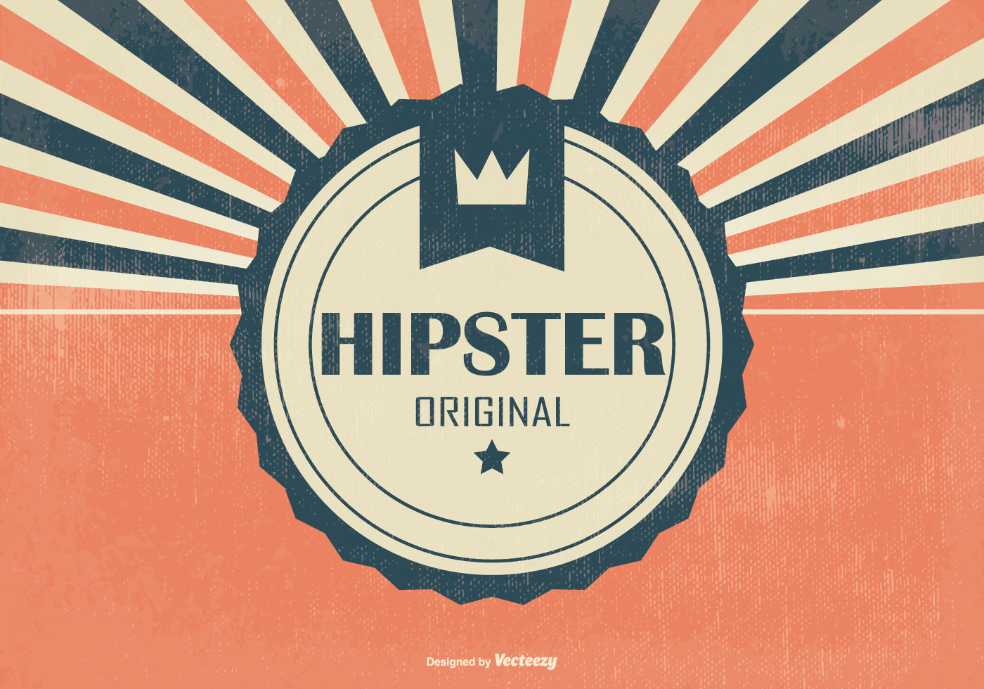 Retro Hipster Style Background - Download Free Vectors ...