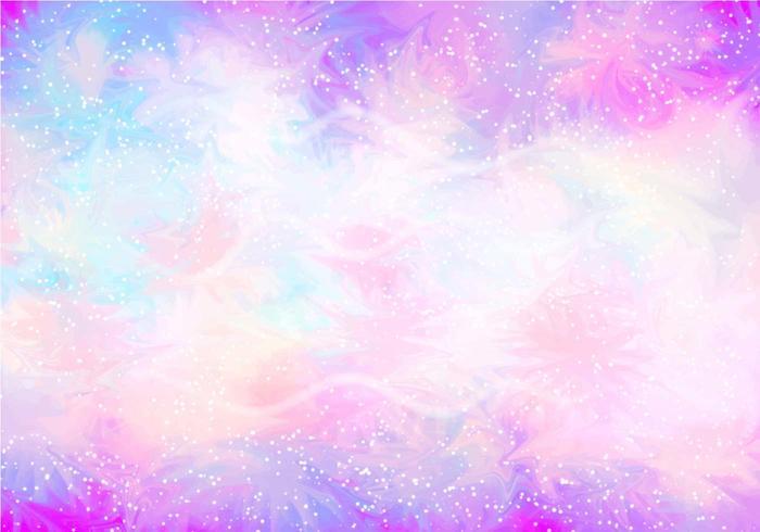 Fondo púrpura del polvo del duendecillo del vector